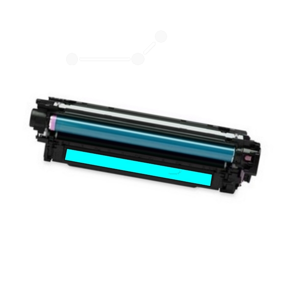 Dataproducts DPCCP4025CE compatible Toner cyan, 11K pages, 1,187gr (replaces HP 648A)