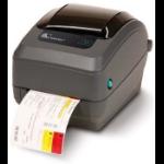 Zebra GX430t label printer Direct thermal / thermal transfer 300 x 300 DPI Wired