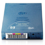 Hewlett Packard Enterprise Q2020AL 300GB SDLT blank data tape