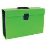 Rexel JOY Expanding Box File Lovely Lime