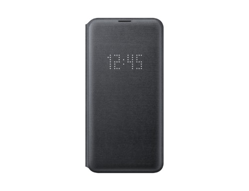 "Samsung EF-NG970 mobile phone case 14.7 cm (5.8"") Folio Black"
