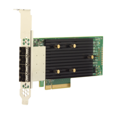 Broadcom 9400-16e interface cards/adapter SAS,SATA Intern