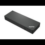 Lenovo ThinkPad Universal Thunderbolt 4 Verkabelt Schwarz