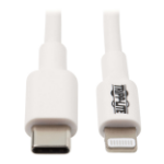 "Tripp Lite M102-003-WH lightning cable 35.4"" (0.9 m) White"