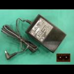 Hewlett Packard Enterprise AC 40c indoor Black power adapter/inverter