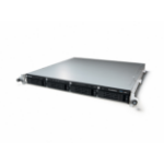 Buffalo TeraStation WS5400R Ethernet LAN Rack (1U) Black,Grey Storage server