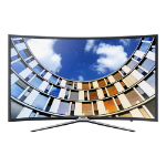 "Samsung UE55M6320AK 49"" Full HD Smart TV Wi-Fi Titanium LED TV"
