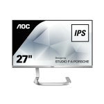 "AOC Style-line PDS271 computer monitor 68.6 cm (27"") Full HD LED Flat Silver"
