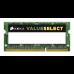 Corsair 4GB, DDR3L, 1600MHz 4GB DDR3 1600MHz memory module