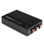 StarTech.com HDMI to Composite Converter with Audio
