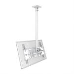 "PMV PMVCEILINGLGW flat panel ceiling mount 165.1 cm (65"") White"