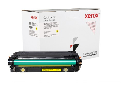 Xerox 006R03795 compatible Toner yellow, 5K pages (replaces Canon 040Y HP 508A)