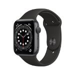 Apple Watch Series 6 44 mm OLED Grau GPS