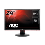 "AOC 60 Series G2460PF computer monitor 59.9 cm (23.6"") 1920 x 1080 pixels Full HD LED Black"