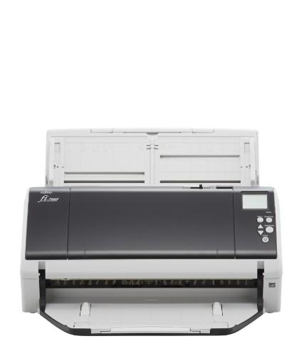 Fujitsu fi-7460 600 x 600 DPI ADF scanner Grey, White A4