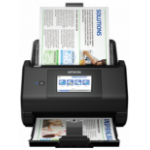 Epson WorkForce ES-580W ADF + Sheet-fed scaner 600 x 600 DPI A4 Black
