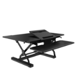 V7 Sit Stand 36IN Desk Workstation