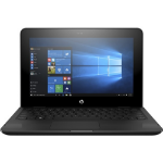 "HP x360 11-ab014tu 1.6GHz N3060 11.6"" 1366 x 768pixels Touchscreen Black Hybrid (2-in-1)"