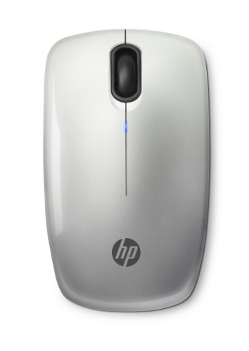 HP Z3200 mice RF Wireless Optical 1600 DPI Ambidextrous Silver