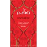 Pukka REVITALISE TEA PK20