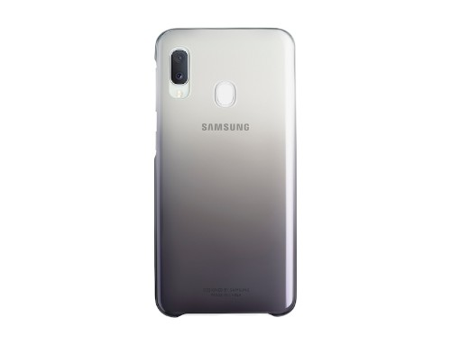 "Samsung EF-AA202 mobile phone case 16.3 cm (6.4"") Cover Black,Transparent"