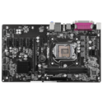 ASROCK H81 Pro BTC Intel H81 1150 ATX 6 PCIe Extra 4-pin Power