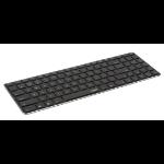 Rapoo E9100M keyboard RF Wireless + Bluetooth Black 18742