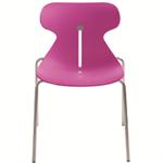 Arista Breakout Chair Fuschia
