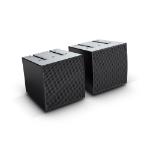 LD Systems LDCURV500S2 Black loudspeaker