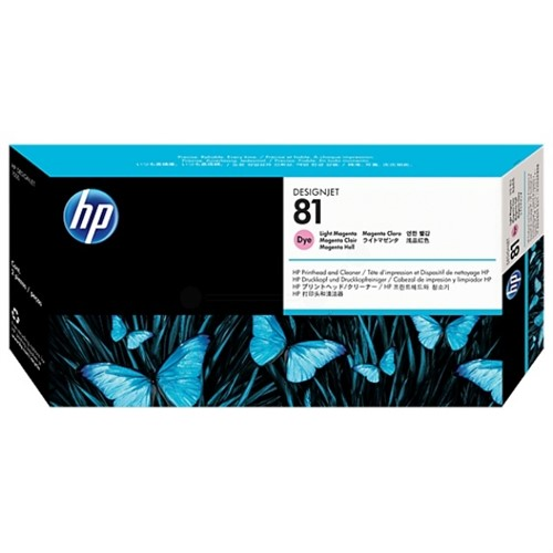HP C4955A (81) Printhead light magenta, 13ml
