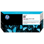 HP No 81 Dye Printhead and Printhead Cleaner Light Magenta - C4955A