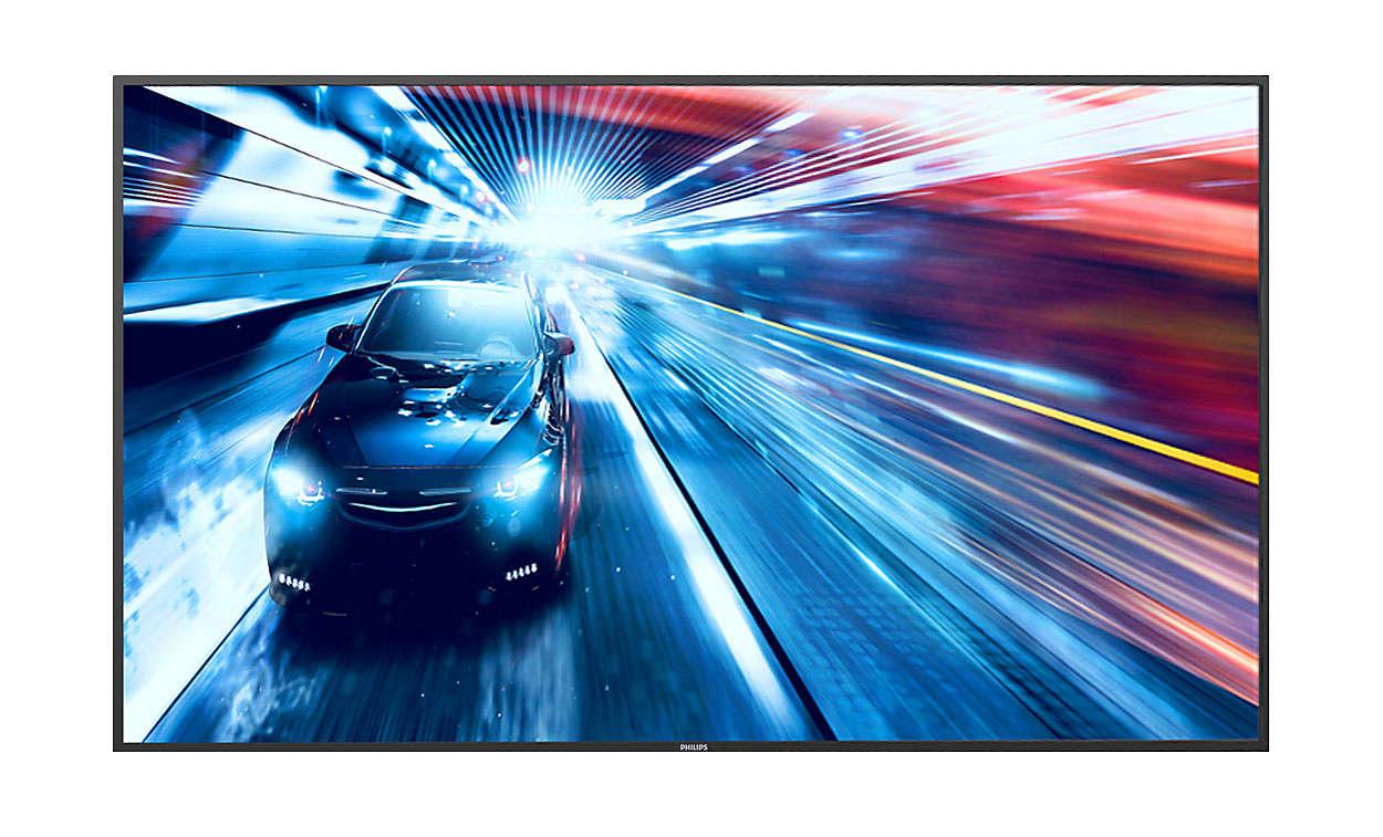 "Philips 32BDL3010Q/00 signage display 81.3 cm (32"") LED Full HD Digital signage flat panel Black"