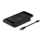 mophie Wireless Charging Base Indoor Black