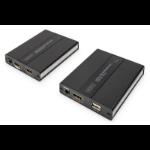 Digitus DS-55102 AV extender AV transmitter & receiver Black