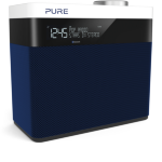 Pure Pop Maxi S Portable Digital Navy radio