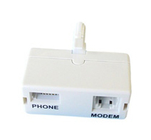 Dynamode M-ADSL-FILTER White network splitter