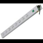 Lindy 29981 power distribution unit (PDU) Grey