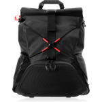 "HP OMEN X by Transceptor Backpack notebook case 43.2 cm (17"") Black"