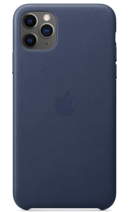"Apple MX0G2ZM/A?ES funda para teléfono móvil 16,5 cm (6.5"") Azul"