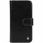 Krusell Ekerö mobile phone case Folio Black