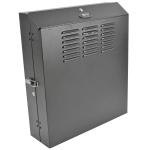 Tripp Lite 4U SmartRack Low-Profile Wall-Mount Rack Enclosure Cabinet Vertical-Mount Switch-Depth