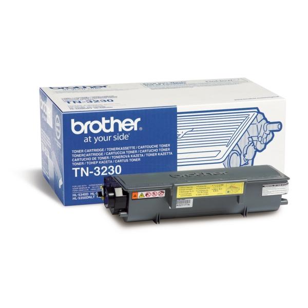 Brother TN-3230 Toner black, 3K pages