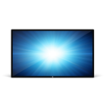 """Elo Touch Solution 6553L Interactive flat panel 163.9 cm (64.5"""") LCD 4K Ultra HD Black Touchscreen"""