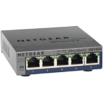 Netgear ProSafe Plus 5 Port Gigabit Ethernet Switch Unmanaged