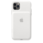 Apple iPhone 11 Pro Max Smart Battery Case - White