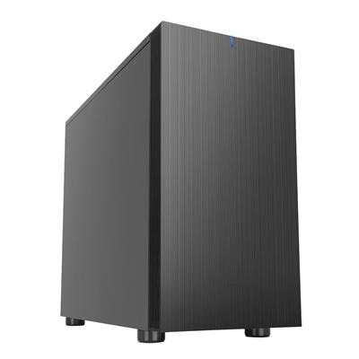 CRONUS Hypnos Micro Tower 2 x USB 3.0 Sound-Dampened Black Case