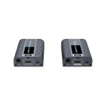 LENKENG HDMI Extender 4K  Over Single 60m Cat6 With IR