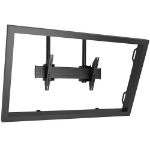 "Chief XCM7000 90"" Black flat panel ceiling mount"