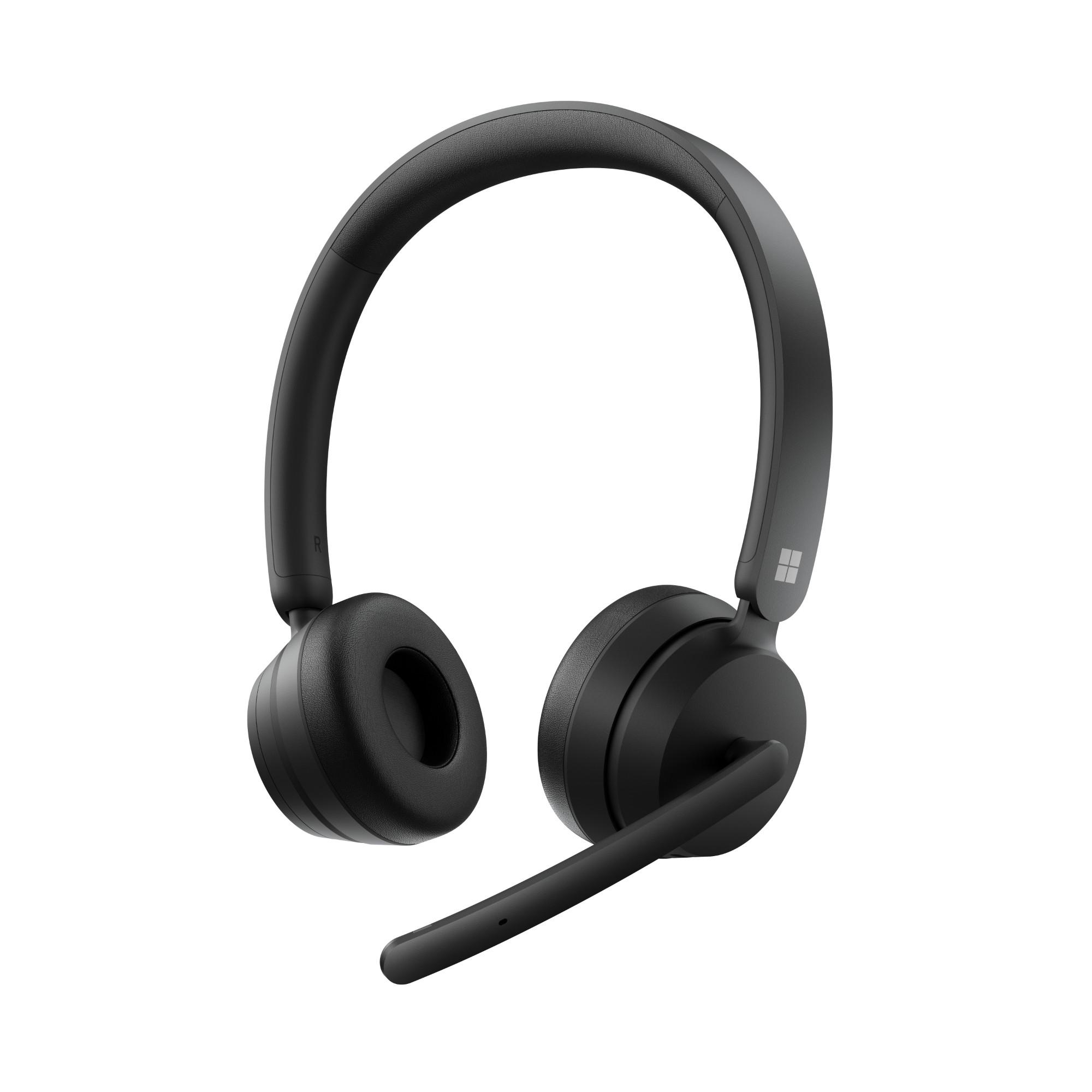 Microsoft Modern Wireless Headset Head-band Bluetooth Black