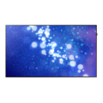 "Samsung LH75DMEPLGC signage display 190.5 cm (75"") LED Full HD Digital signage flat panel Black Wi-Fi"